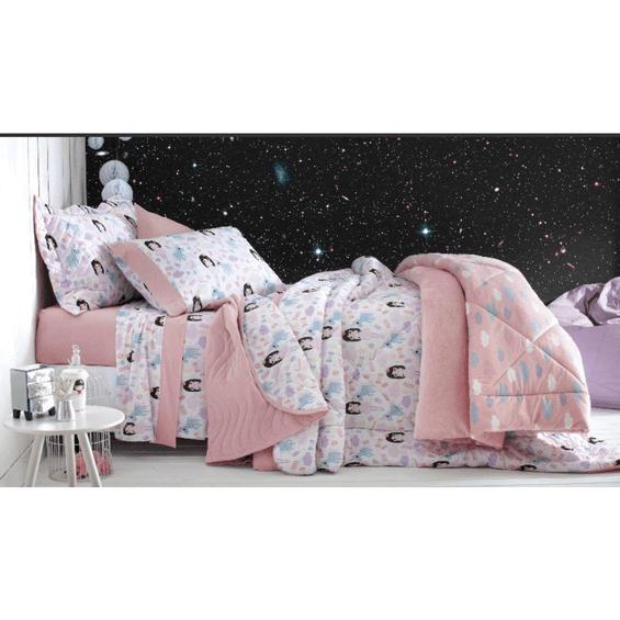 Edredom-princesa-cama