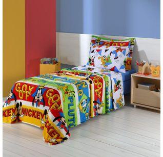 Cobertor-Infantil-Mickey-e-amigos