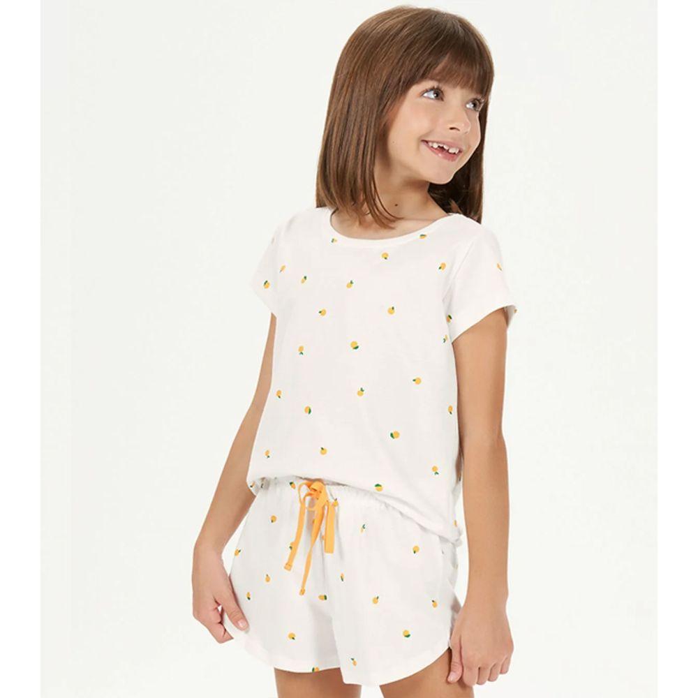 Pijama-infantil-cor-com-amor-laranja
